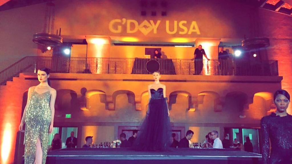 Gday USA event