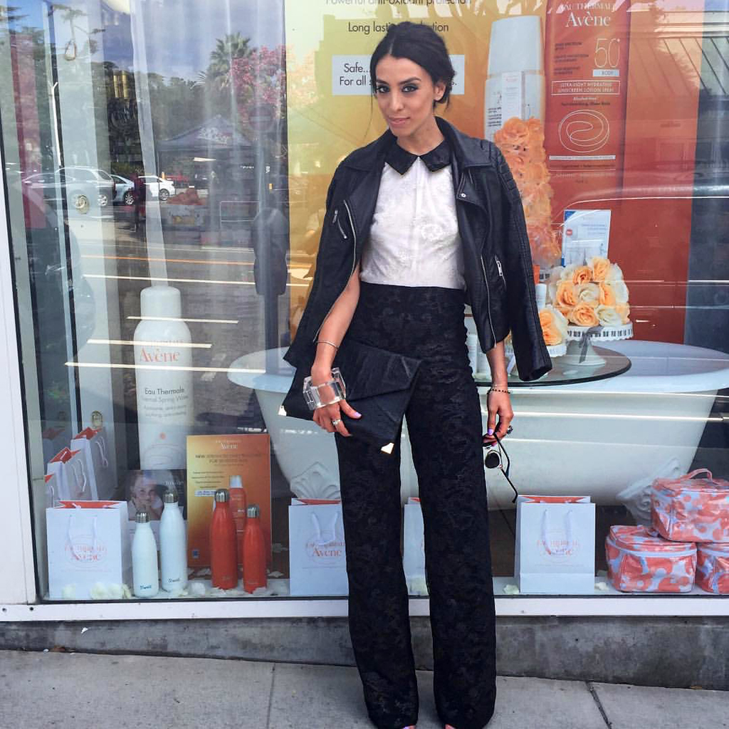 Perth stylist Ivanna Fontana